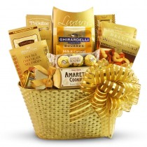 Gold Day Basket