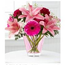 Sending Thanks Bouquet