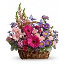 Flower Basket 3