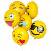 Assorted Emoji Balloon