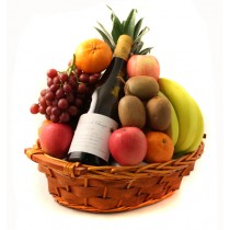 Wine Me Up Gourmet Basket