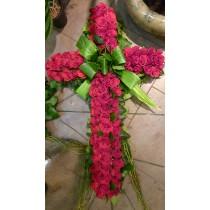 Cross Wreath LFB Love